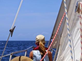 Sailing home 4cancer