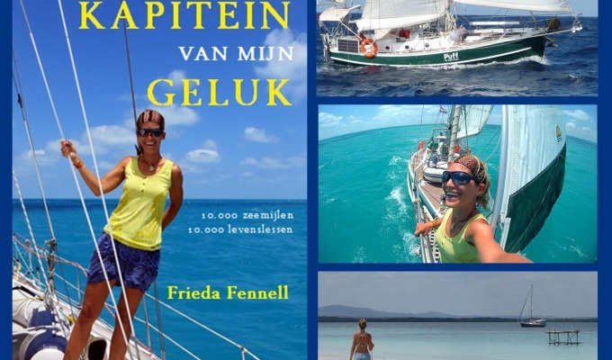 Boekpresentatie 'Kapitein van mijnGeluk'